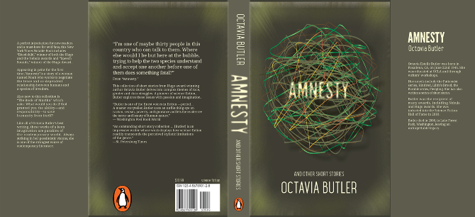 analysis of octavia butlers bloodchild Commentary on octavia butler's 'bloodchild' bloodchild and other stories is a collection of five short stories and two essays the title story bloodchild has won her several awards since it was first published including the hugo and nebula awards, which are the equivalent of pulitzers to science fiction writers.